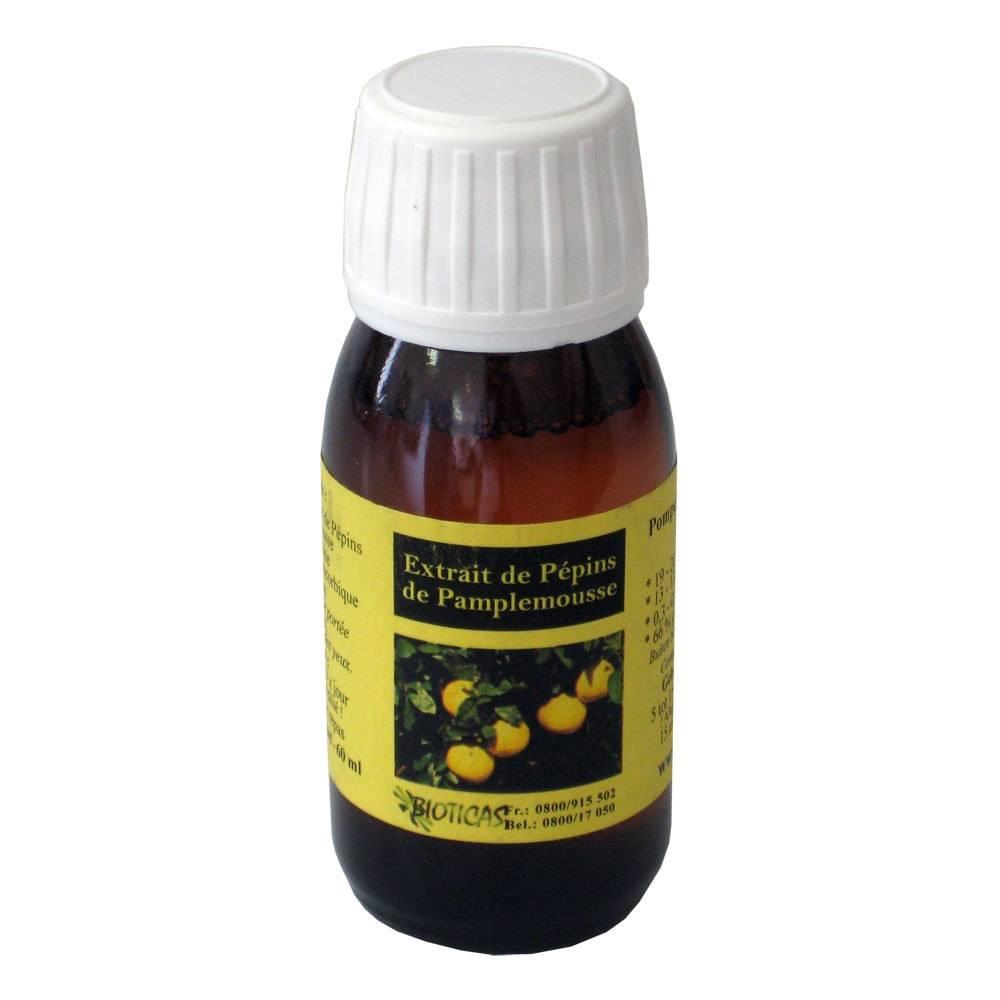 Bioticas® Extrait pépins de pamplemousse ml goutte(s)