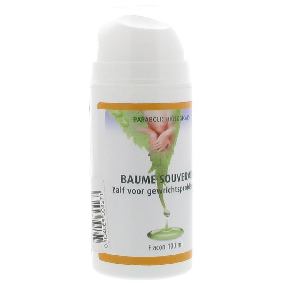 ParabolicBiologicals Parabolic Bio Baume Souverain ml baume