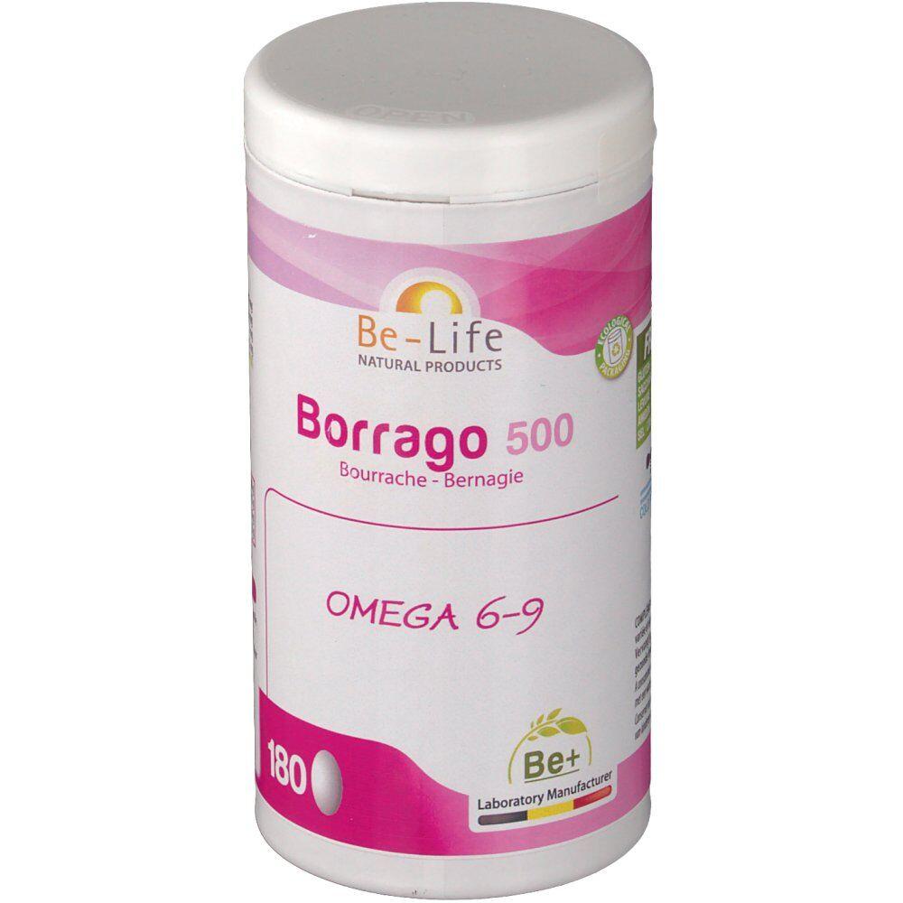 BIOLife Borrago 500 Be-Life Bio Caps 180 pc(s) capsule(s)