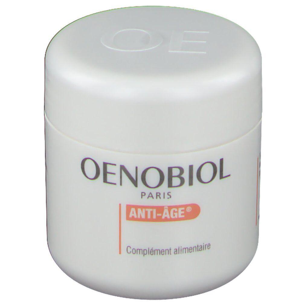 VemediaConsumerHealthBelgium Oenobiol Anti-Âge Q10 pc(s) capsule(s)