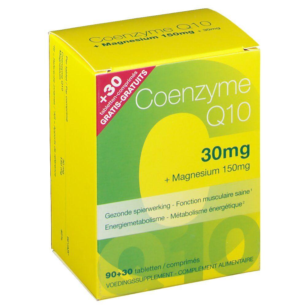 Revogan Coenzyme Q10 + Magnesium pc(s) comprimé(s)