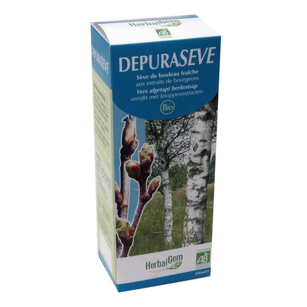 Herbalgem Depuraseve Seve De Bouleau ml jus