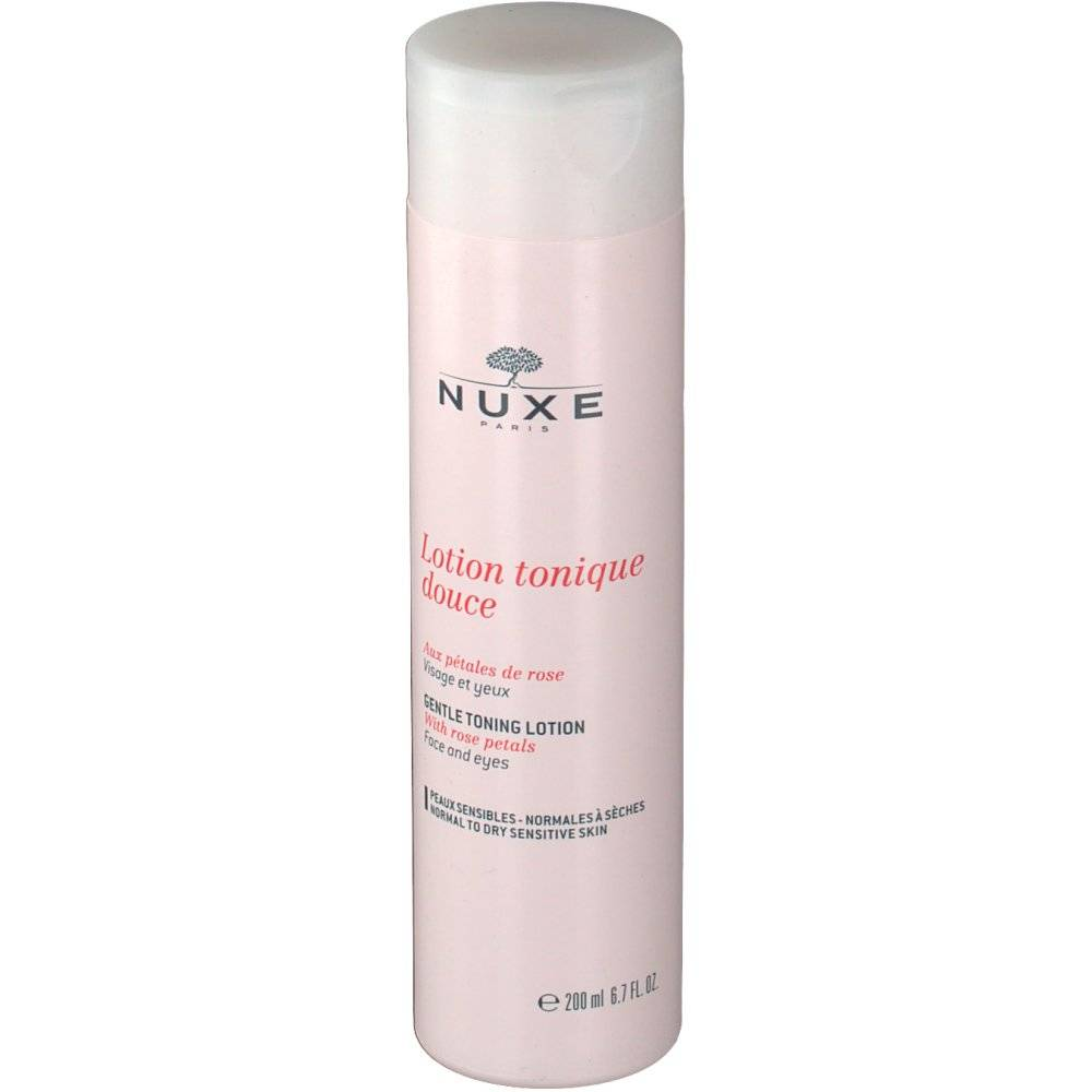 Nuxe Lotion Tonique Douce aux Pétales de Rose ml lotion(s)