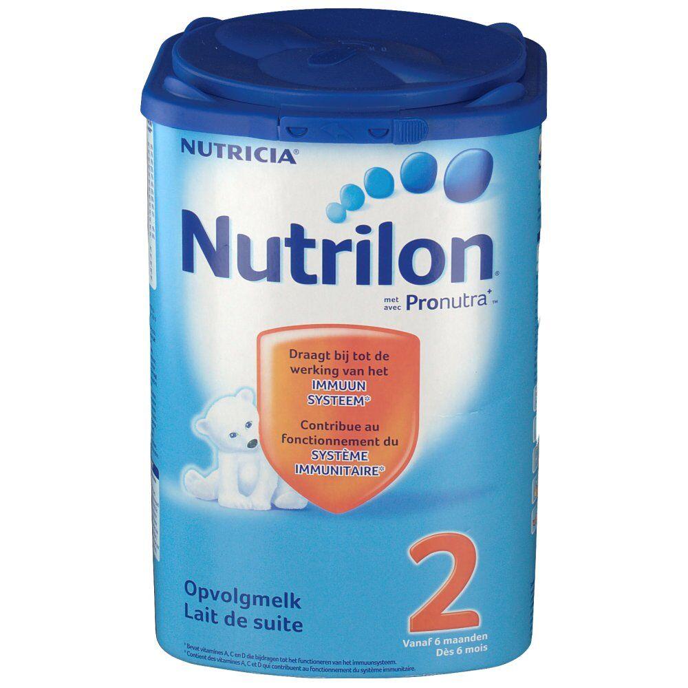 Nutricia Nutrilon® + Pronutra Lait de suite 2 g poudre