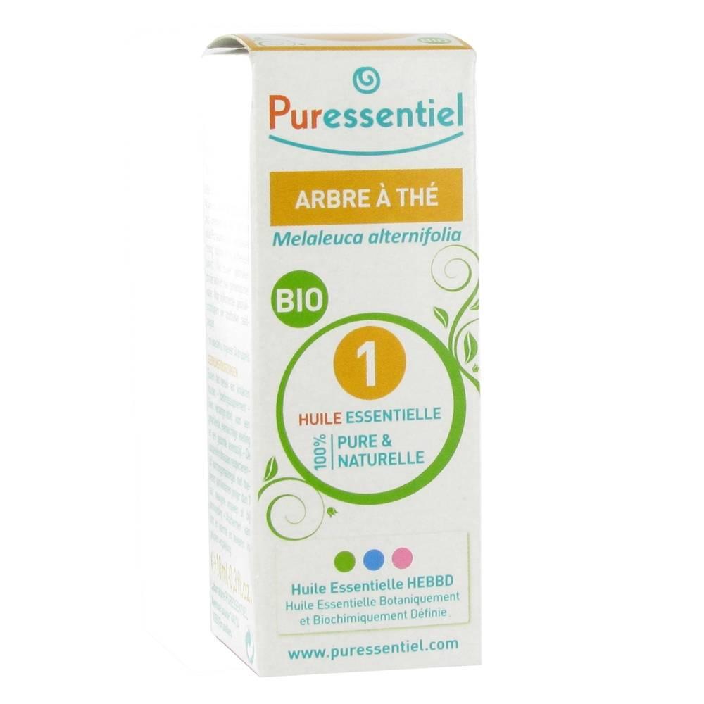 Puressentiel Huile Essentielle Arbre à thé bio ml huile