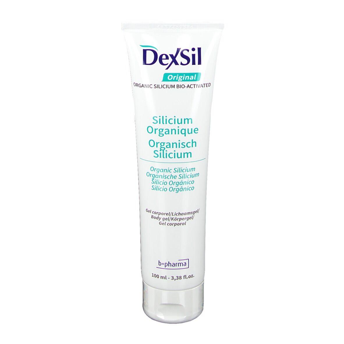 B+Pharma Dexsil Silicium ml gel(s)
