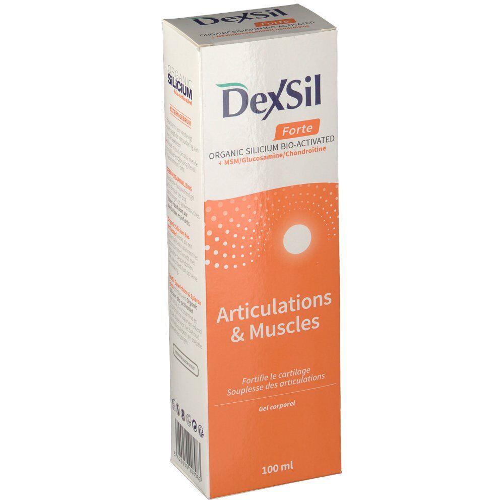 B+Pharma DexSil Forte Articulations & Muscles Gel ml gel(s)