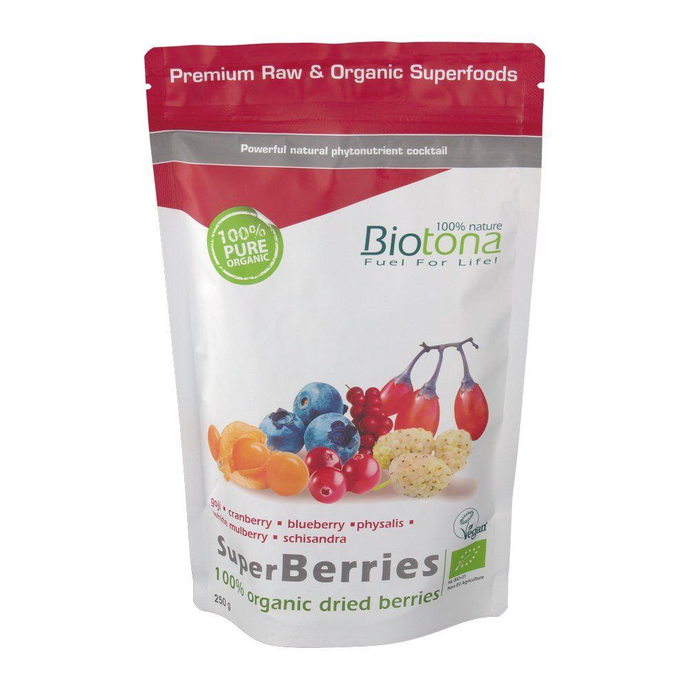 Keypharm Biotona Superberries Bio g