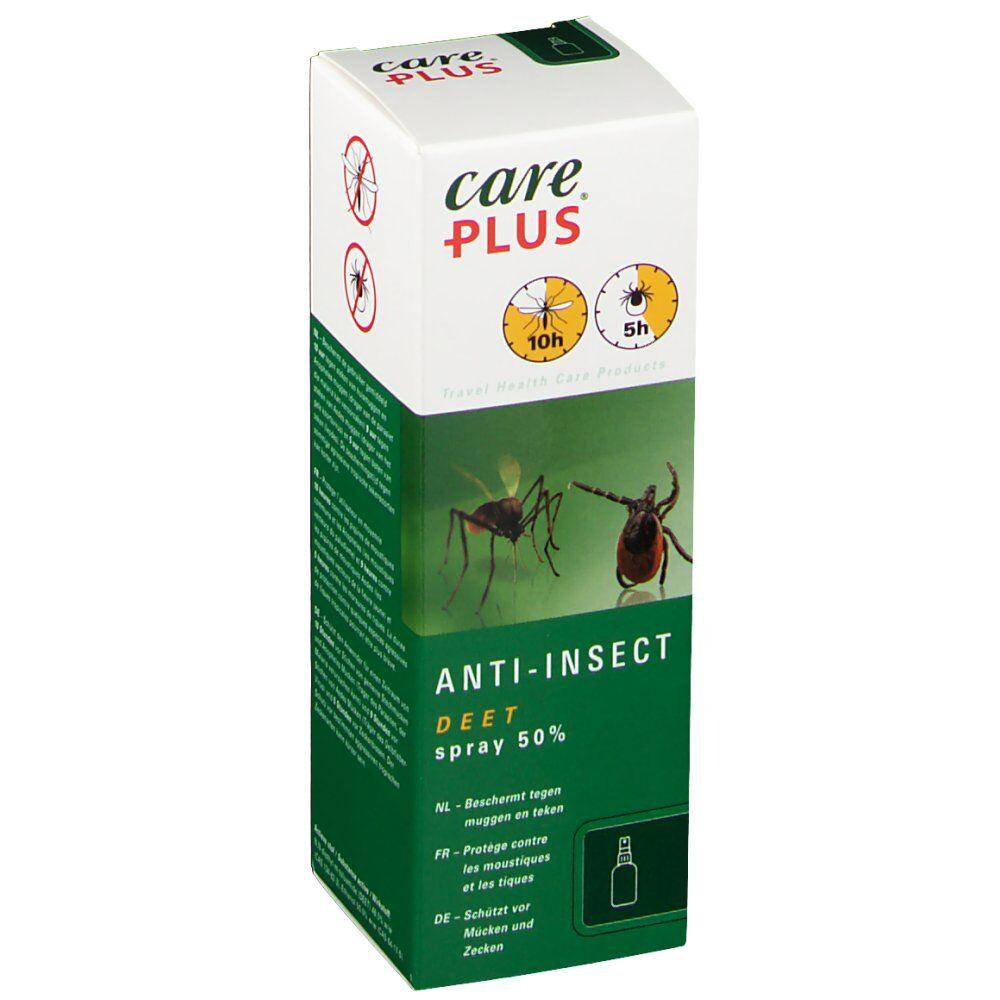 TropenzorgBV Care Plus Anti-Insect Spray 50% DEET ml spray