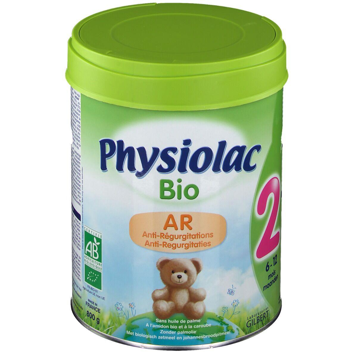 Physiolac AR Bio 2 Lait En Poudre g poudre