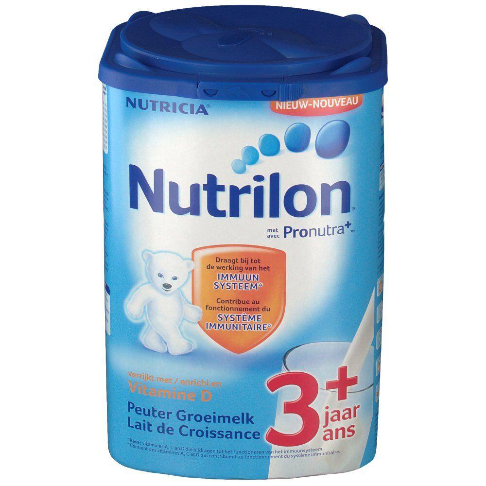 Nutricia Nutrilon® Lait Croissance Bambin +3 ans g poudre
