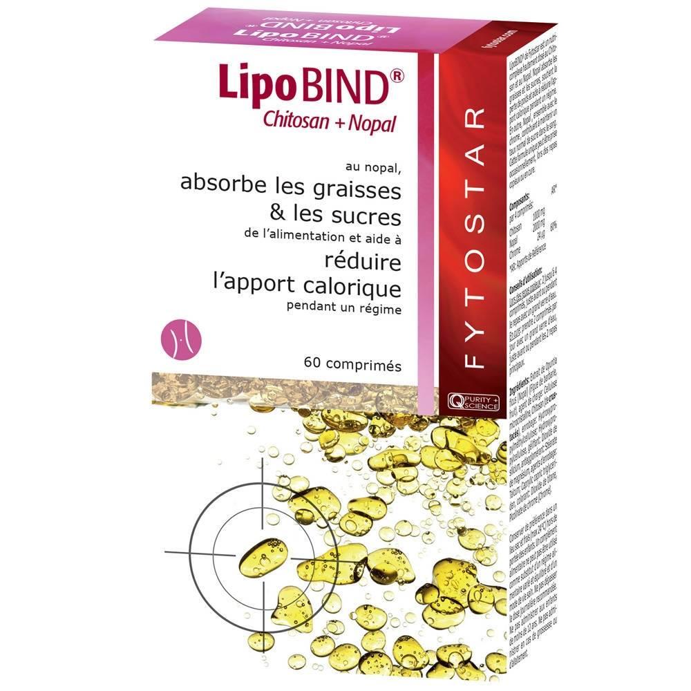 Fytostar Lipobind Chitosan+Nopal pc(s) capsule(s)