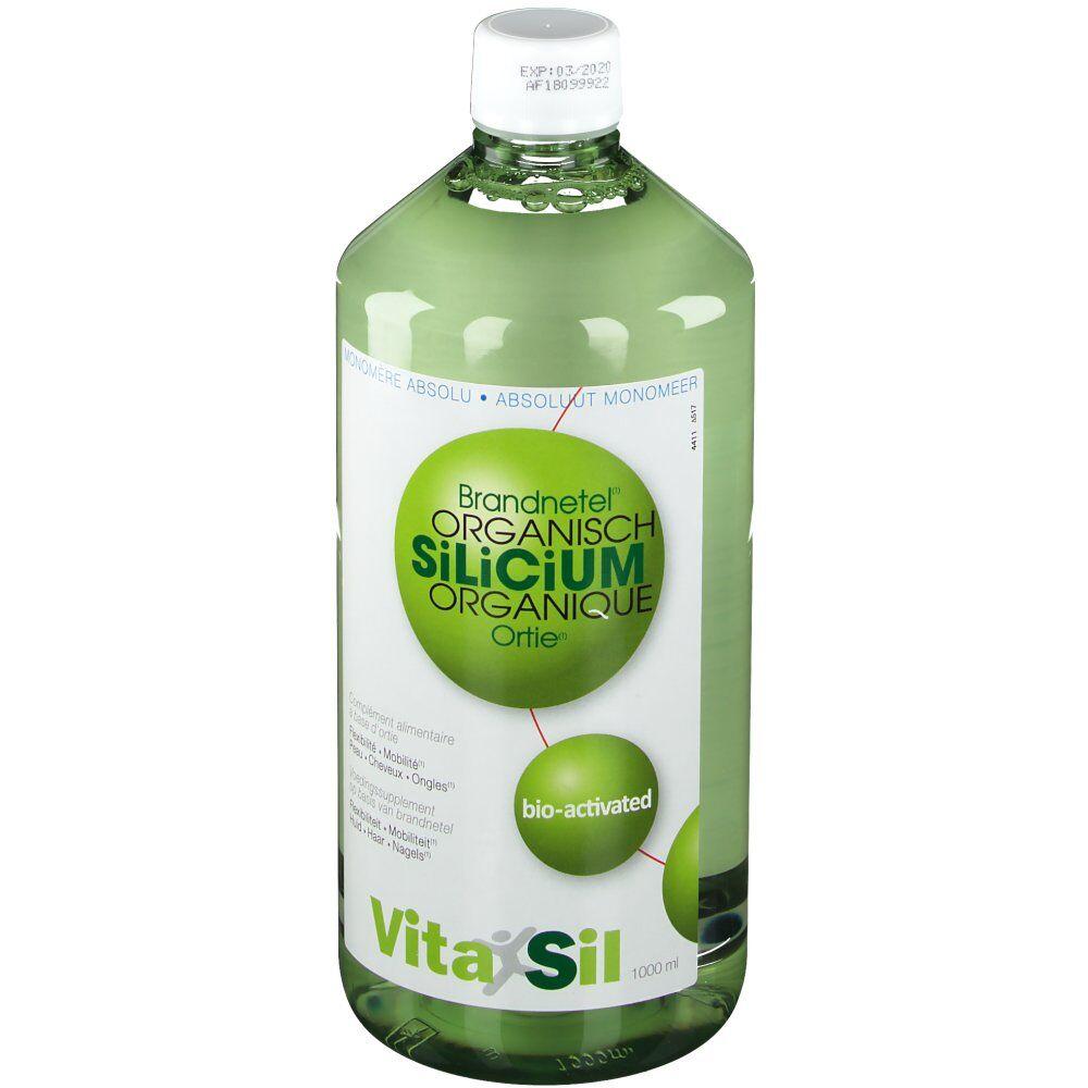 Ocebio Vitasil Silicum Organique + Ortie ml solution(s)