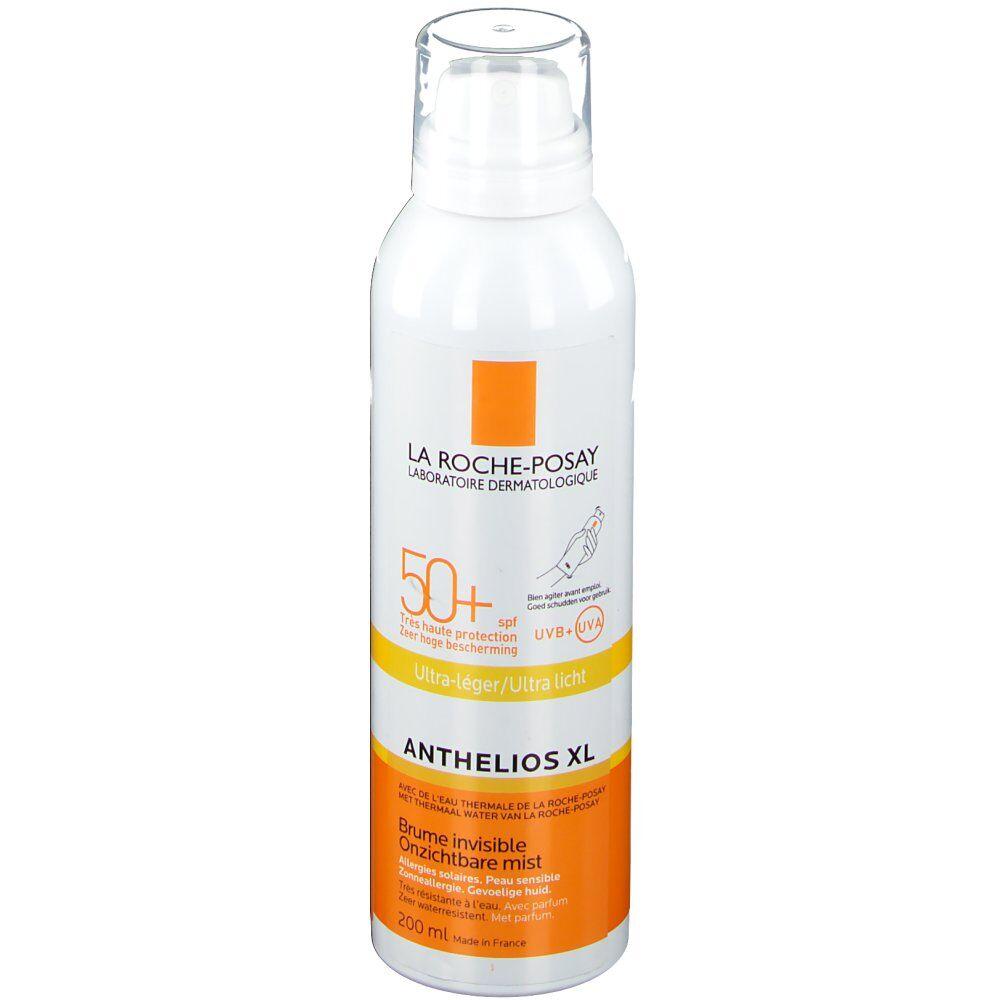L'orealBelgilux-DivisionCosmetiqueActive La Roche-Posay Anthelios XL Brume Invisible Ultra-Léger SPF50+ ml crème solaire