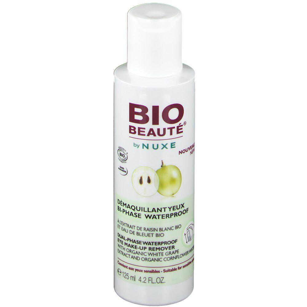 Nuxe Bio-Beauté® Démaquillant yeux bi-phase waterproof ml produit(s) démaquillant(s)
