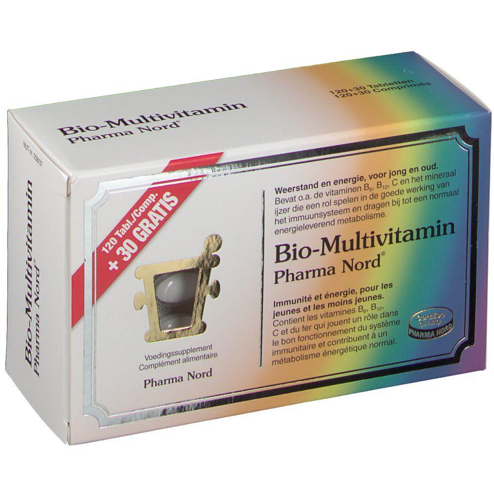 Pharma Nord® Pharma Nord Bio-Multivitamine pc(s) comprimé(s)