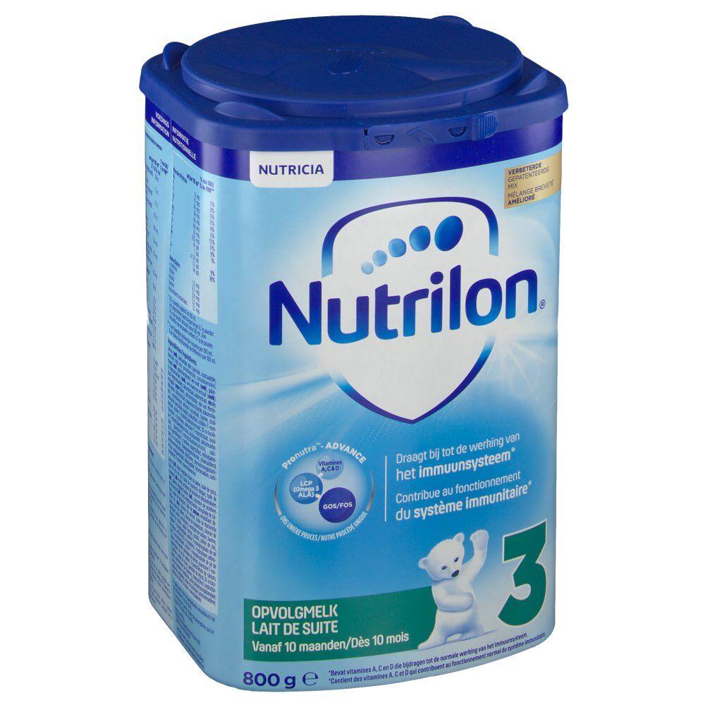 Nutrilon® Nutrilon 3 Lait de Suite g poudre