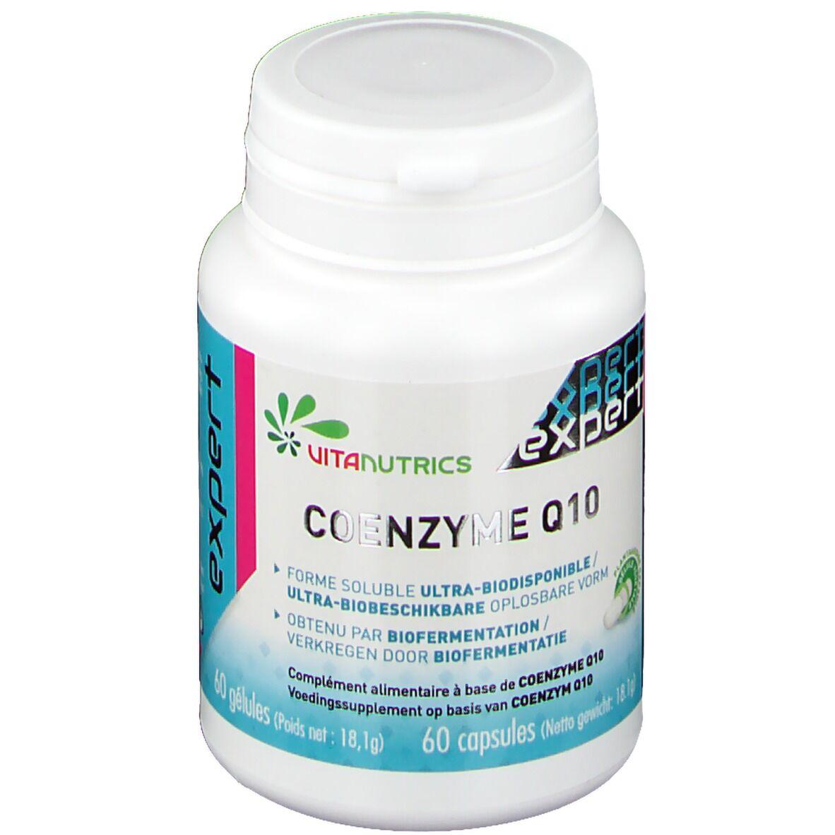 Vitanutrics Expert Coenzyme Q10 pc(s) capsule(s)