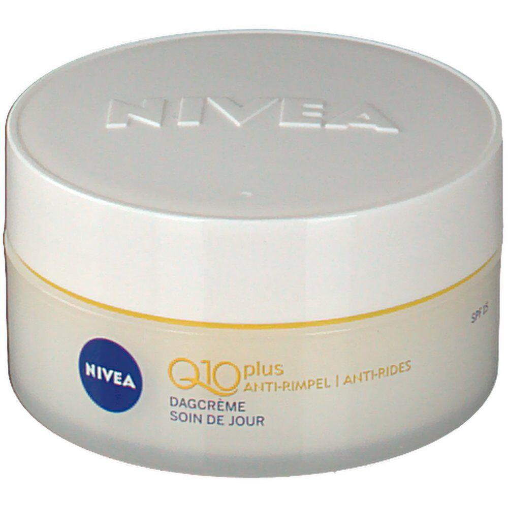Beiersdorf NIVEA Q10 Plus Anti-Rides Soin de jour SPF15 ml crème de jour
