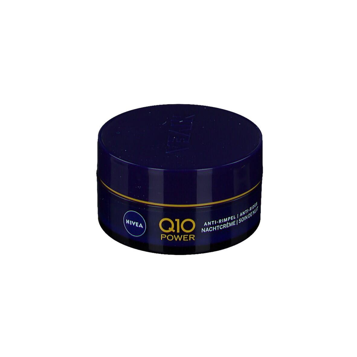 Beiersdorf NIVEA Q10 Plus Anti-Rides Soin de nuit ml crème de nuit