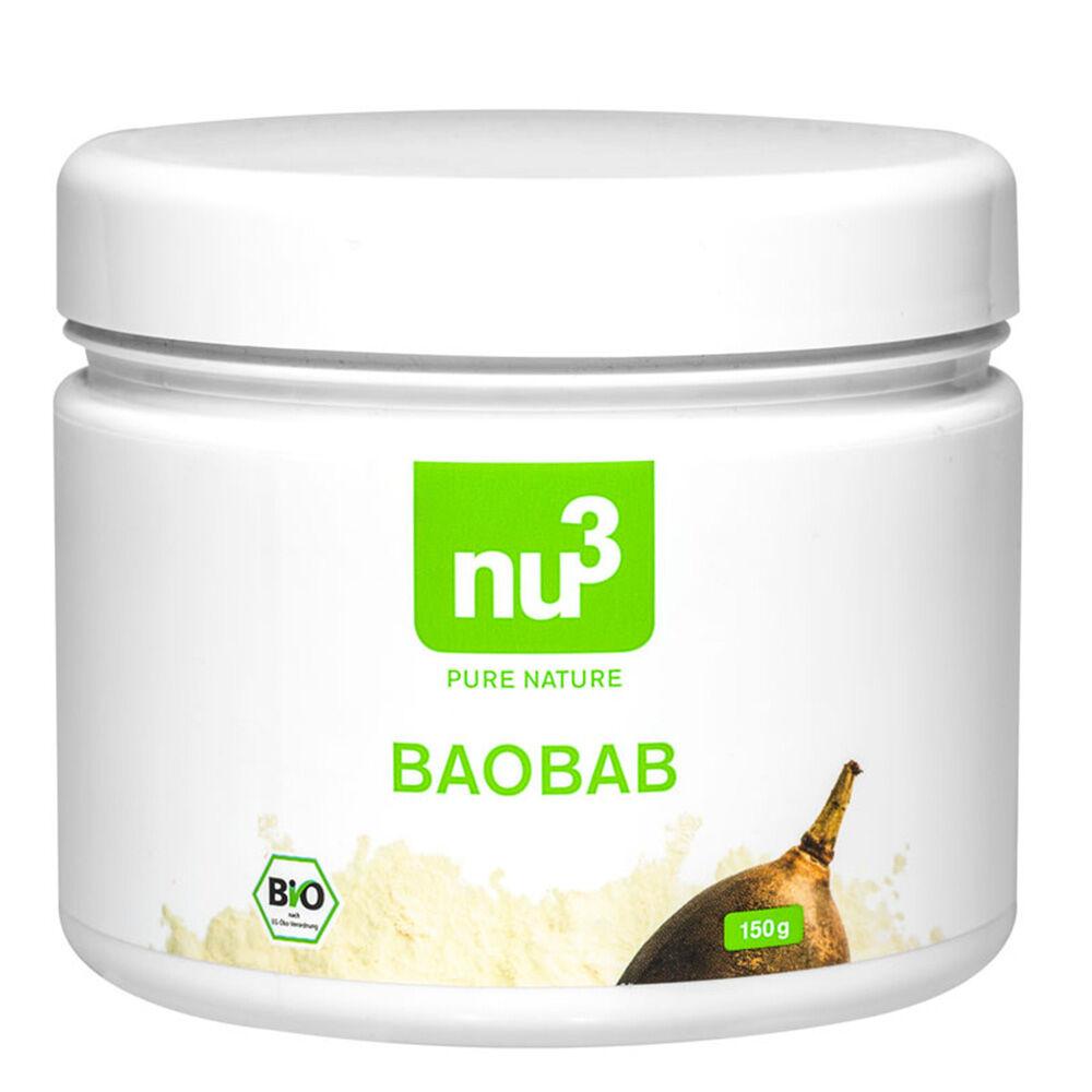 nu3 Baobab Bio g poudre