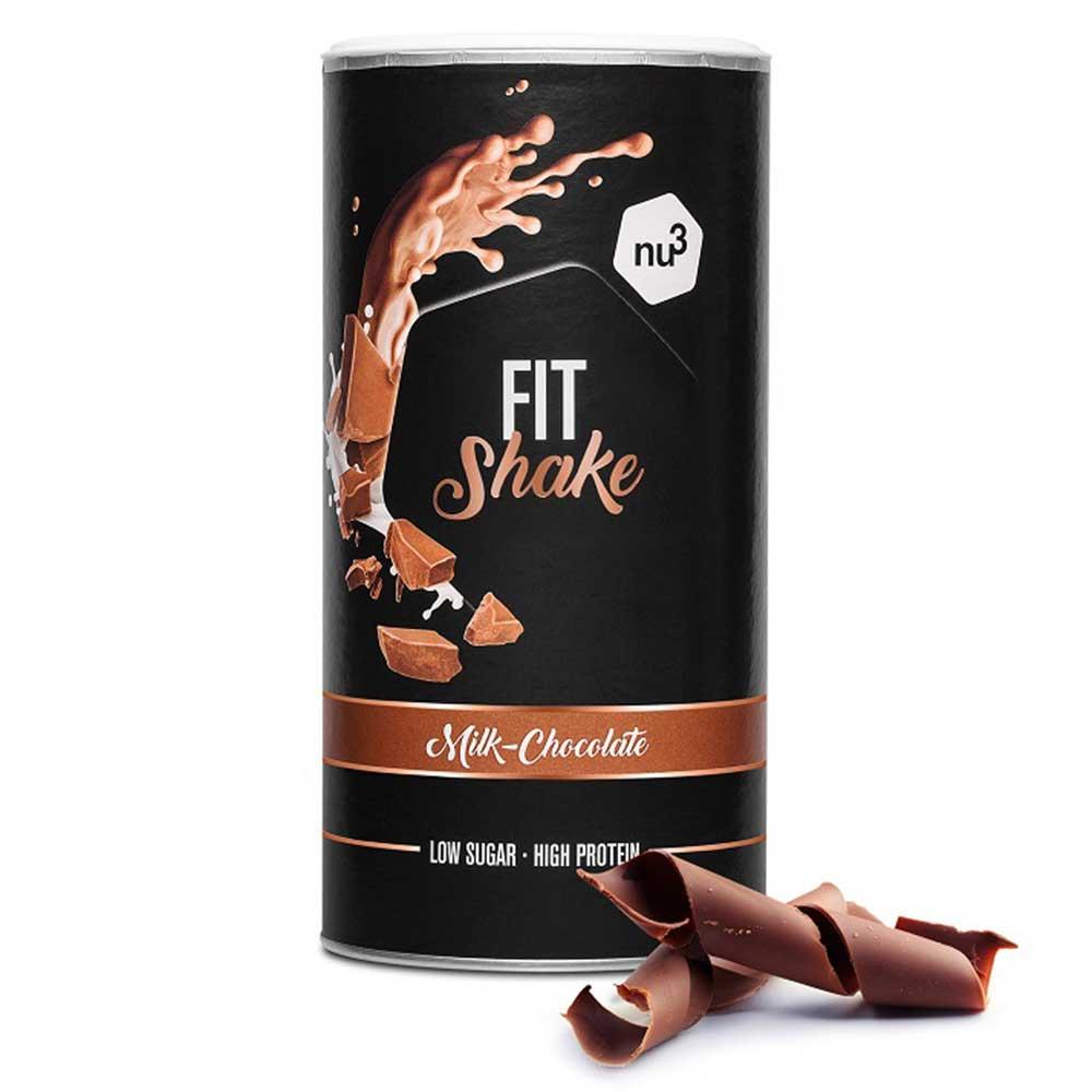 nu3 Fit Shake chocolat au lait poudre g poudre