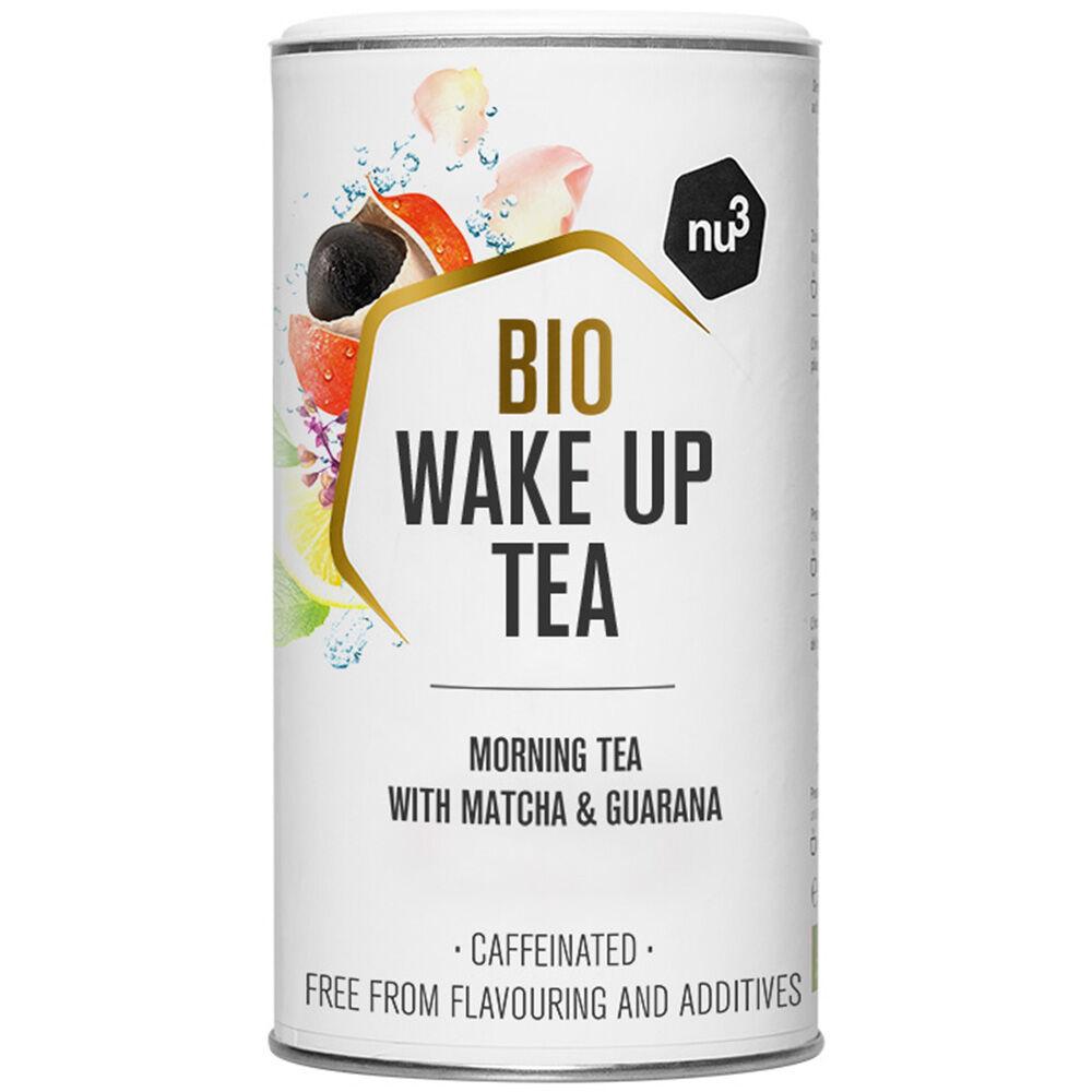 nu3 Thé Bio Wake Up Energy Thé, en vrac g thé