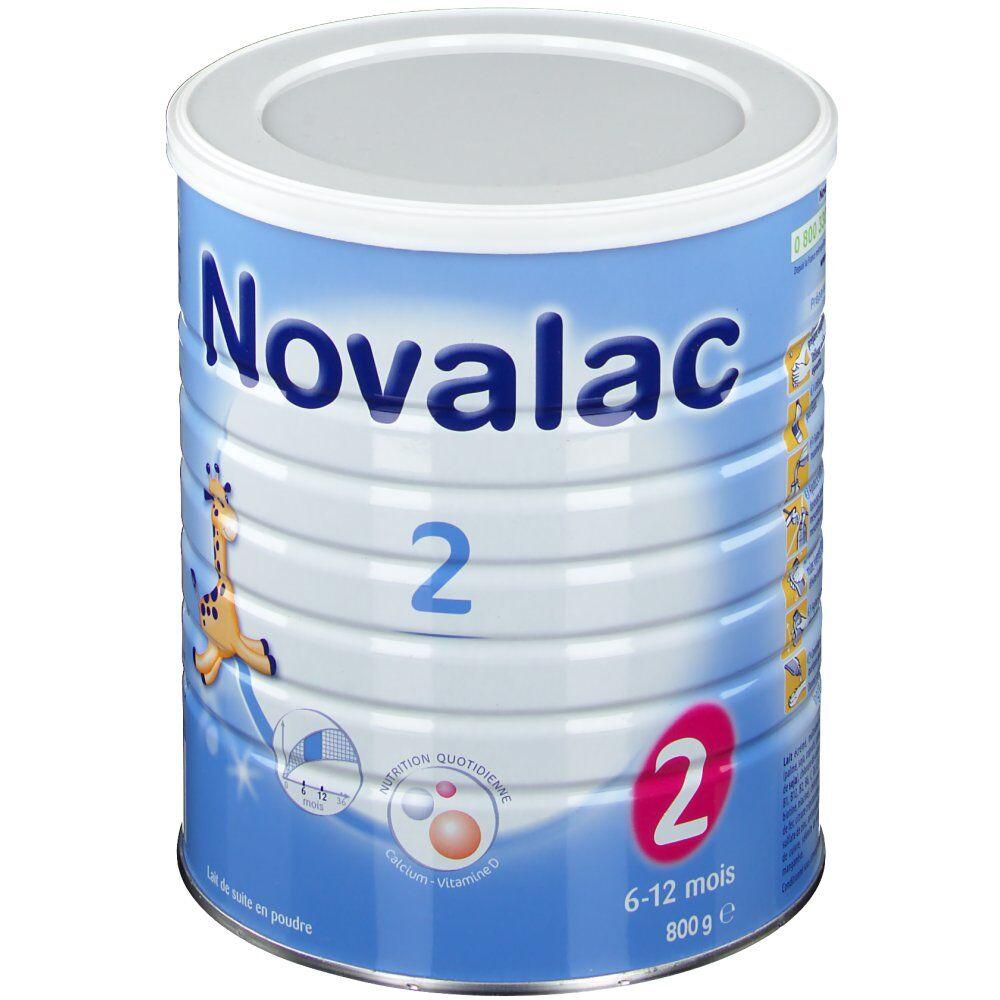 Novalac lait classique 2ème âge g poudre