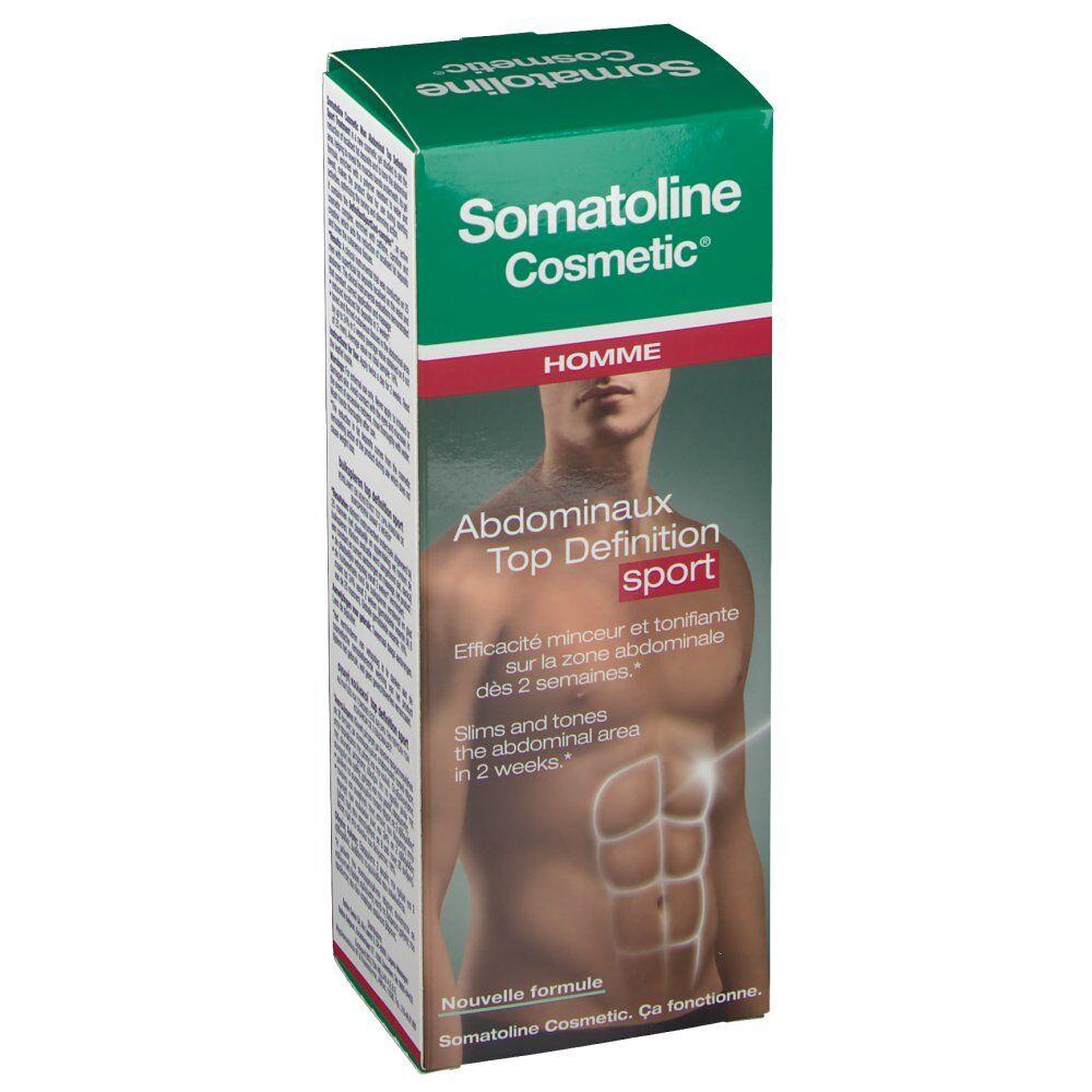 Somatoline Cosmetic® Homme abdominaux top définition ml crème