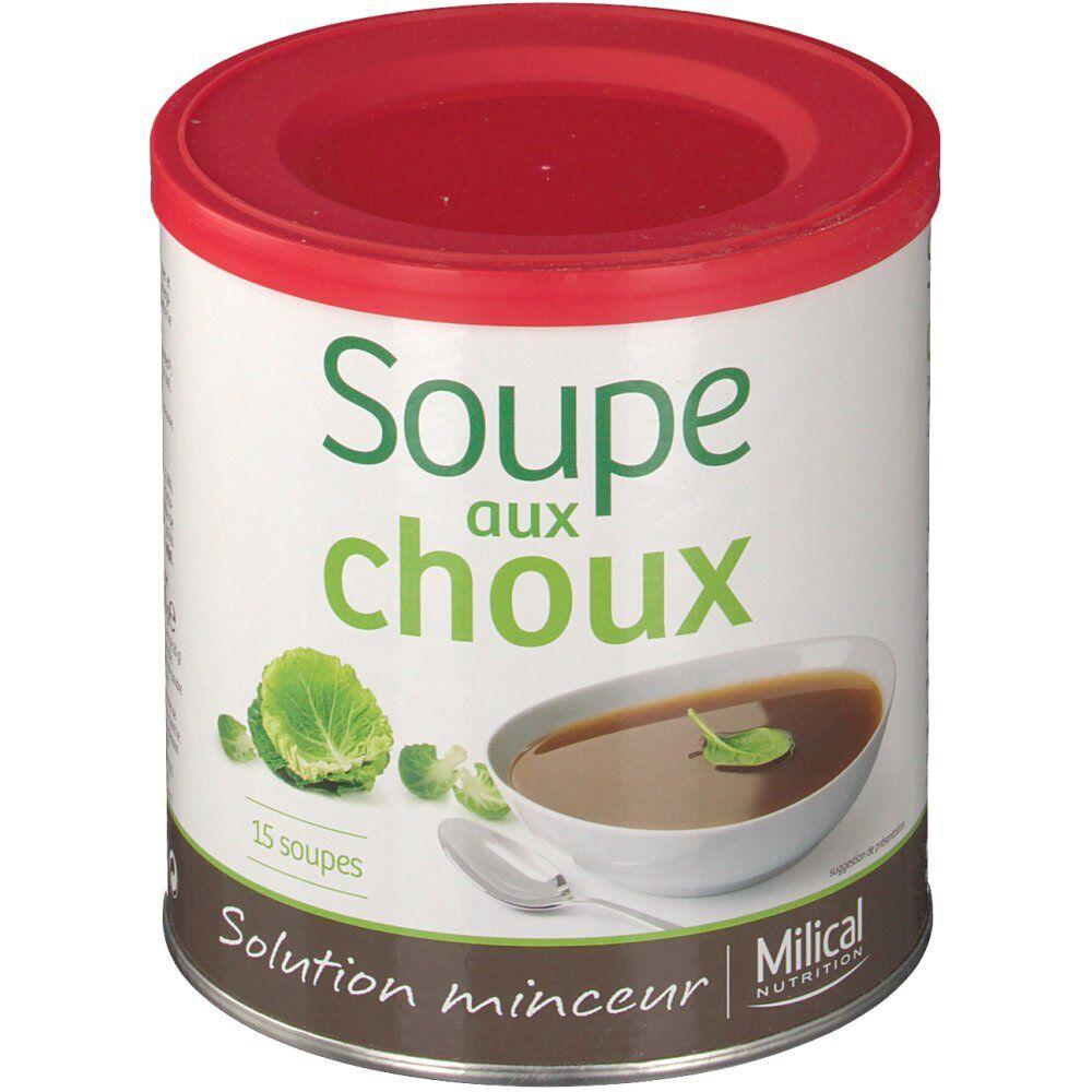 Milical soupe aux choux g poudre