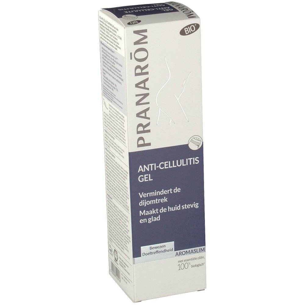 Pranarôm Pranarom Aromaslim Gel Anti-Cellulite ml Roller