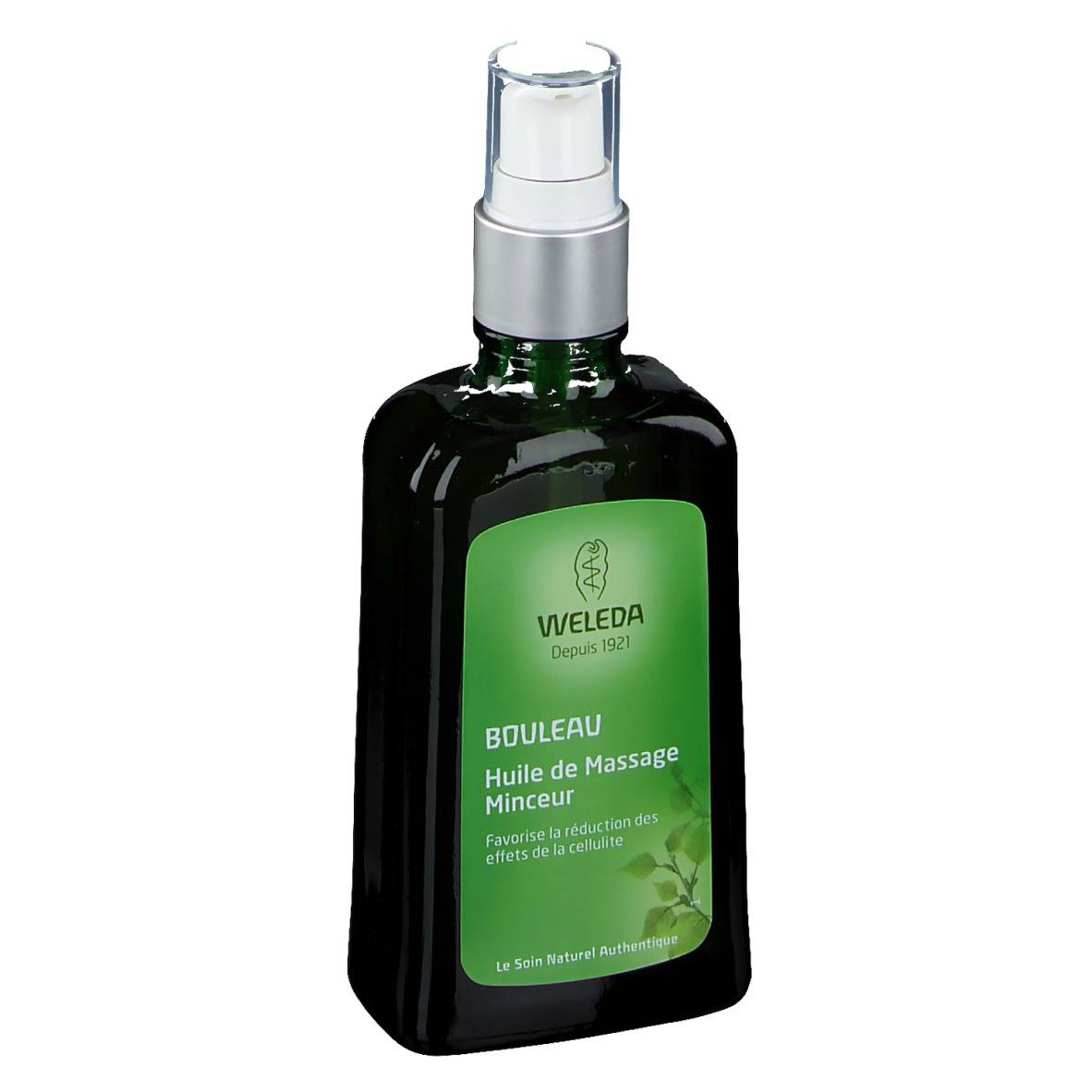 Weleda Bouleau Huile de Massage Minceur ml huile de massage