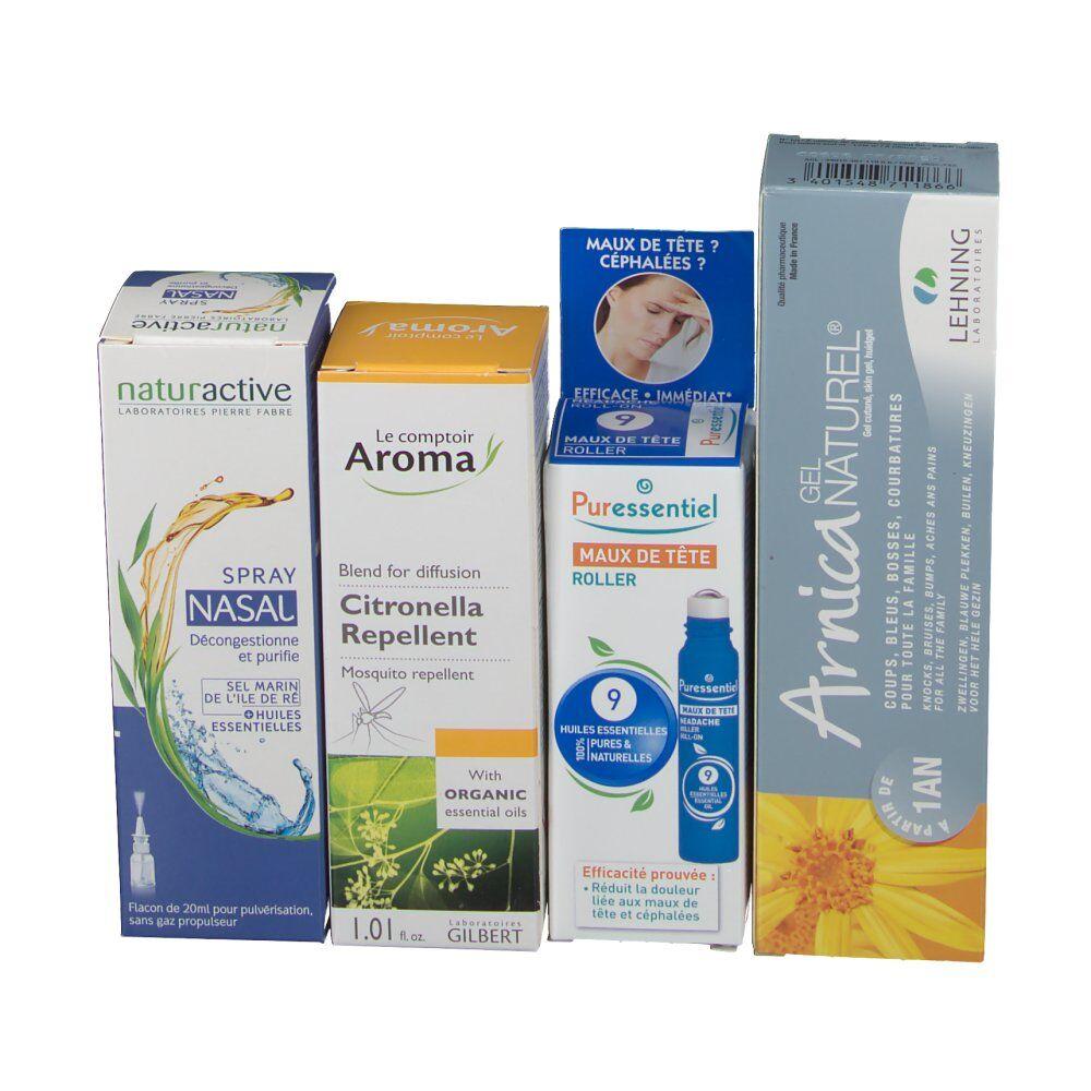Diverse Kit Essentiel produits naturels & bio pc(s) set(s)