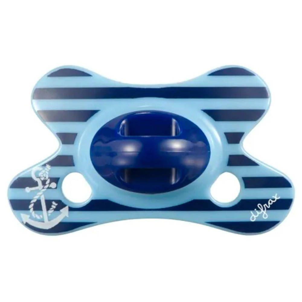 Difrax® Sucette dental Boy 0-6 mois (Couleur non sélectionnable) pc(s)