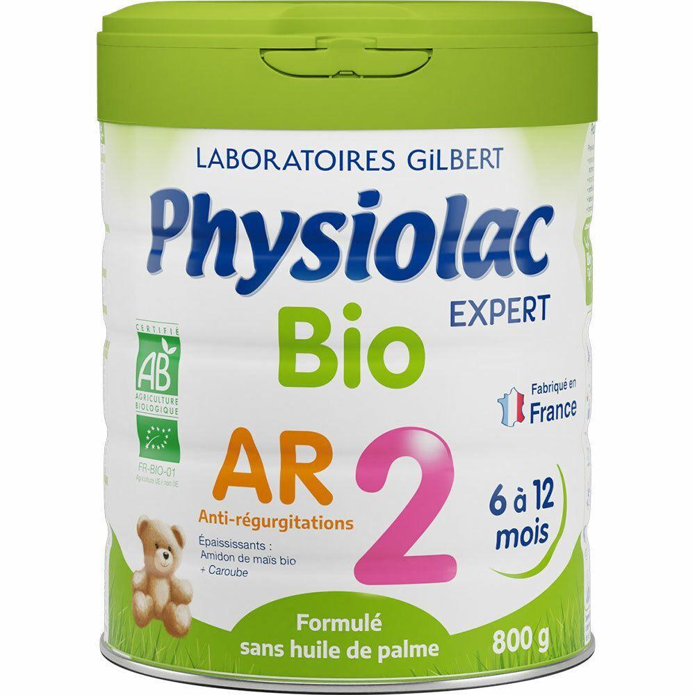 Physiolac Bio AR 2 Lait En Poudre g poudre
