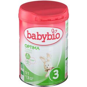 babybio® Croissance 3 g poudre - Publicité