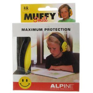ALPINE® Muffy Smile Kids Casque anti-bruit Jaune pc(s) - Publicité