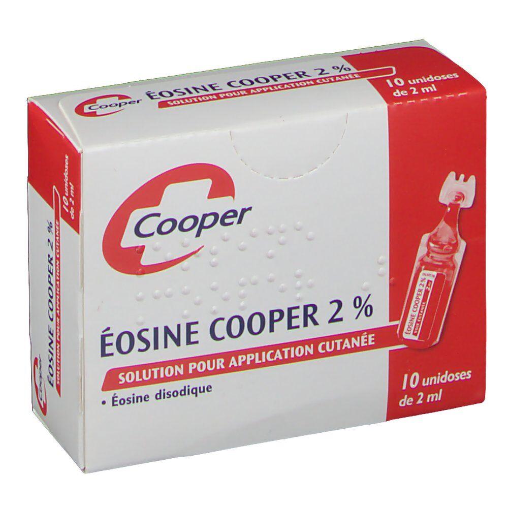 Eosine Cooper Cooper Eosine 2 % 20 ml 3400933968373