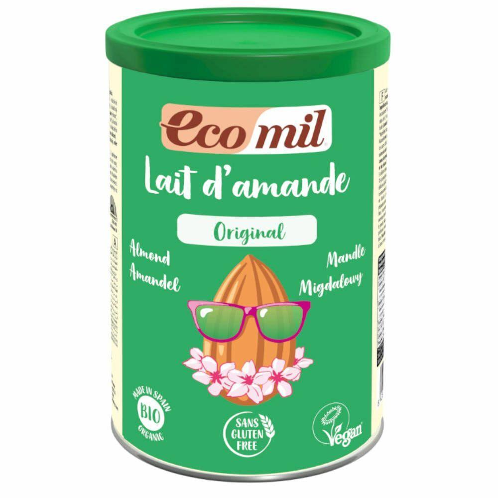 EcoMil Lait d'Amande Instant Bio g poudre