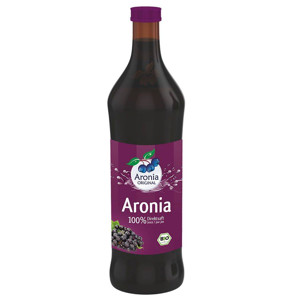 Aronia Original Pur jus d'aronia bio l jus