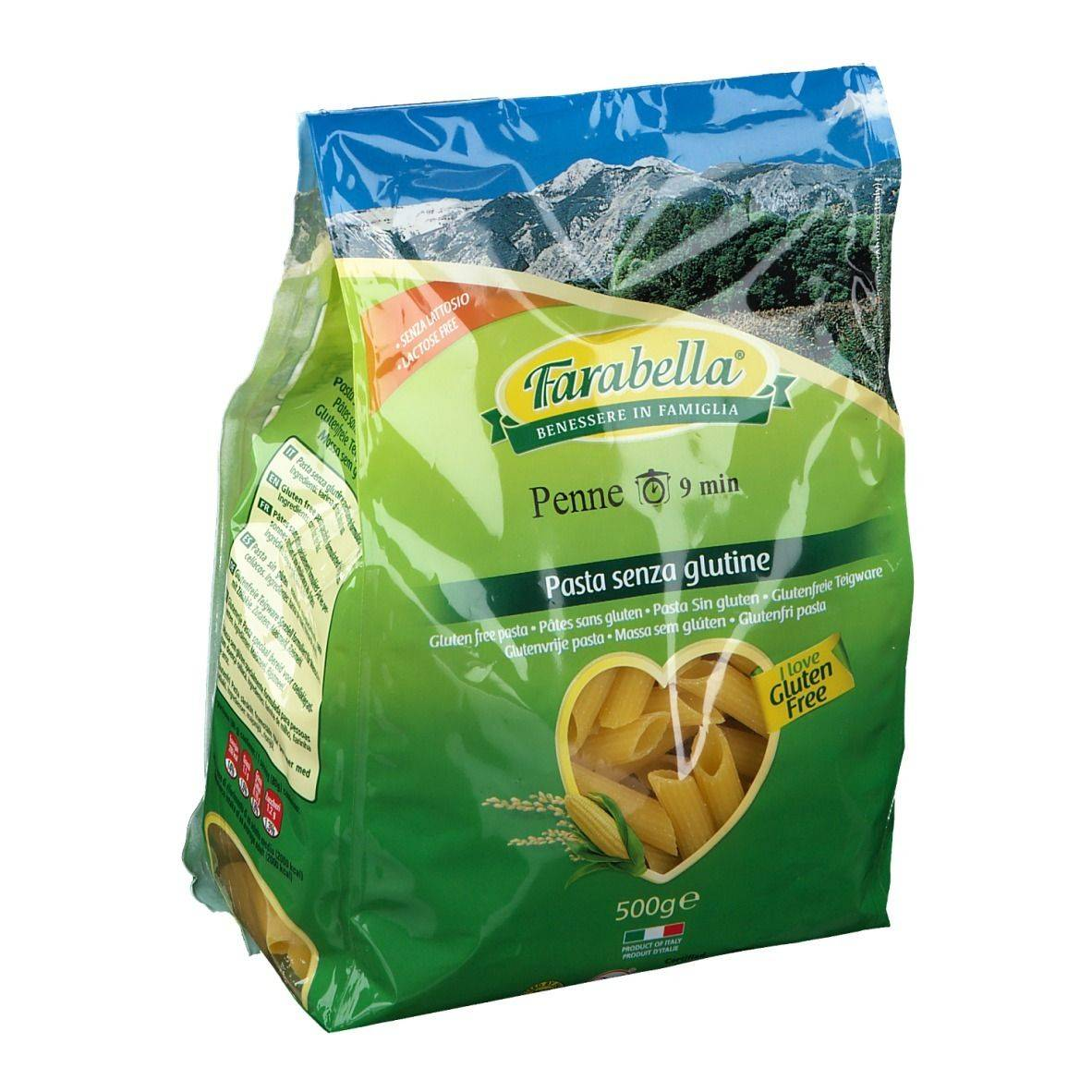 Farabella Penne Sans Gluten g