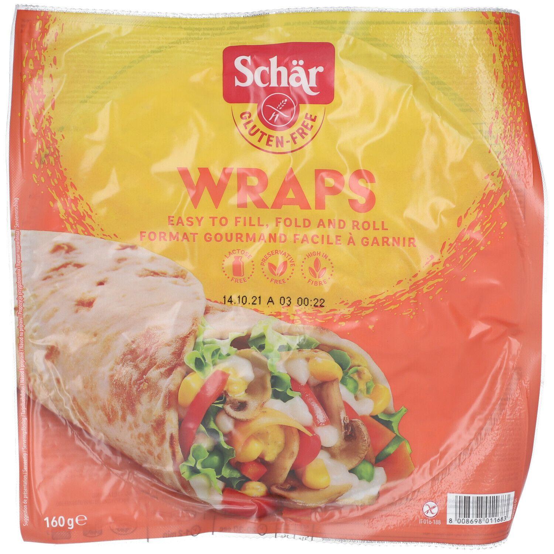 Schär Wraps Sans Gluten g Autre