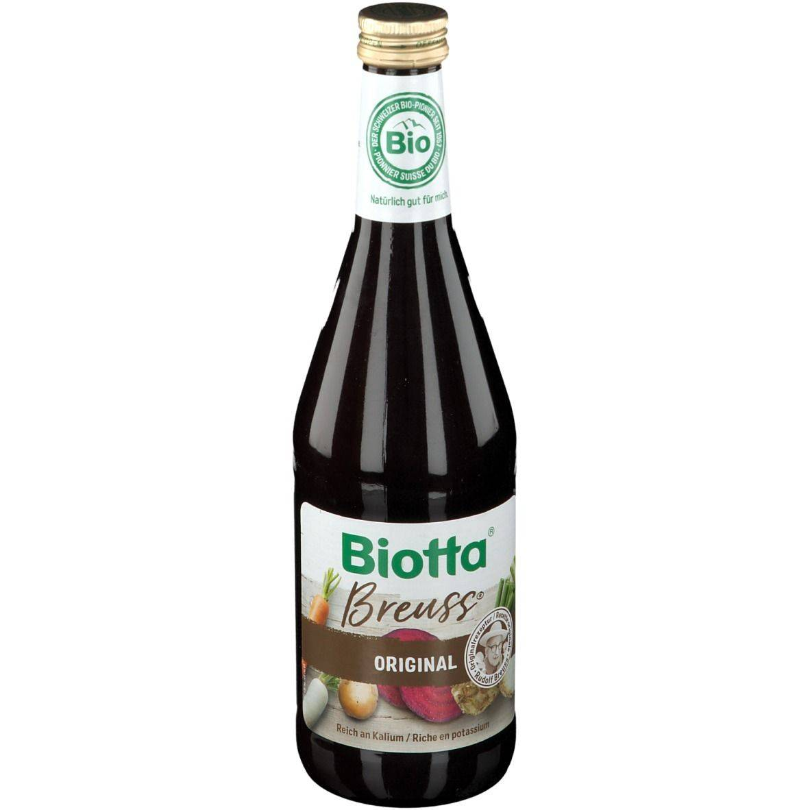 Biotta® Jus Breuss bio ml jus