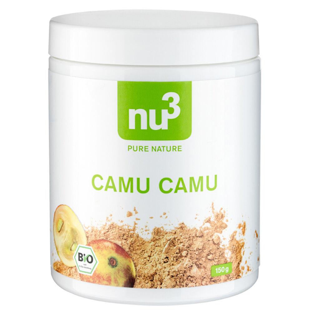 nu3 Camu Camu Bio g poudre