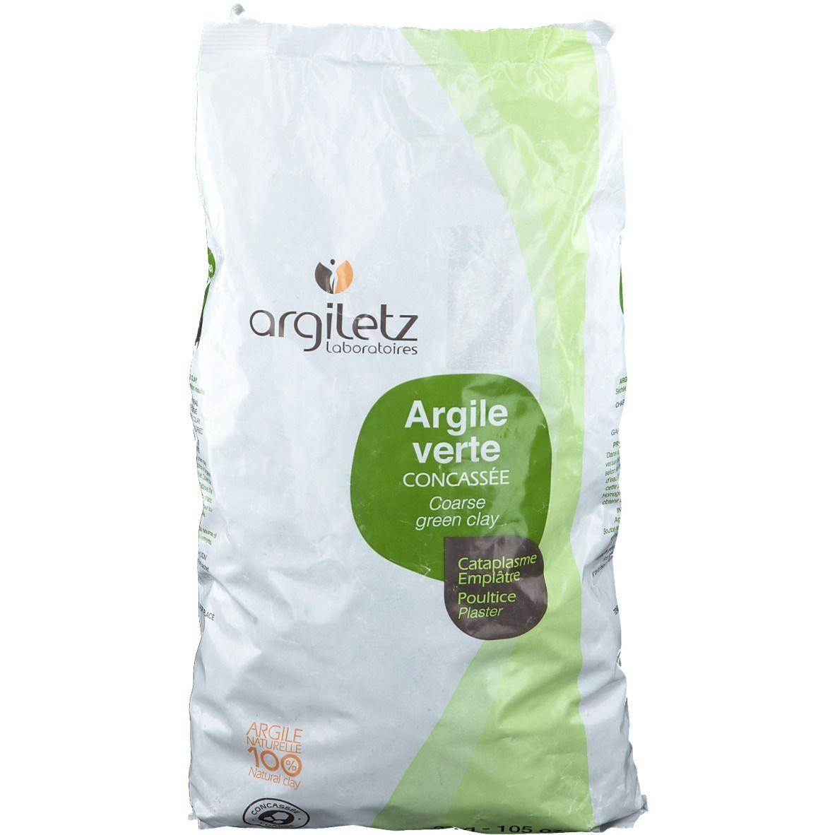 Argiletz Argile verte Concassée kg sachet(s)