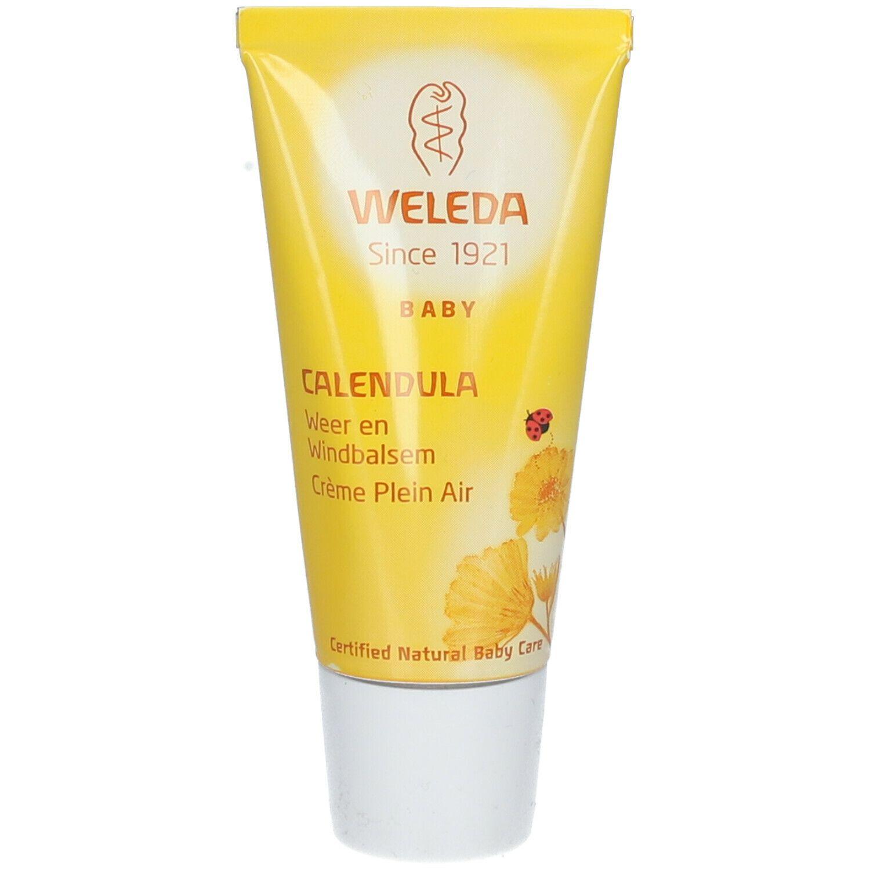 Weleda Calendula Baby Crème Plein Air ml baume