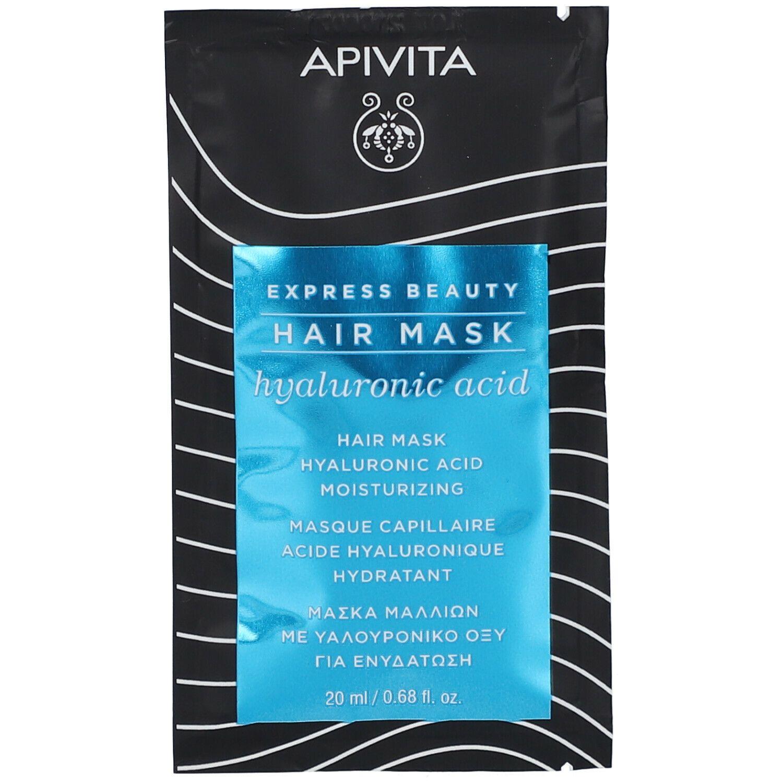 Apivita Express Beauty Masque capillaire hydratant ml démêlant