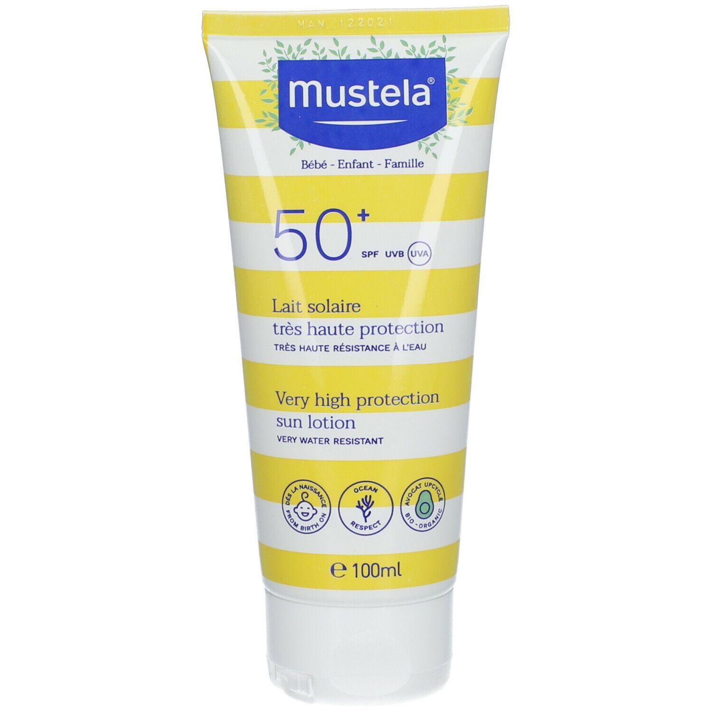 Mustela® Bébé Lait solaire SPF50+ ml lotion(s)