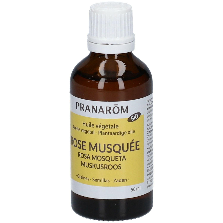 Pranarôm Pranarom Huile Végétale Rose muqueuse du Chili bio ml huile