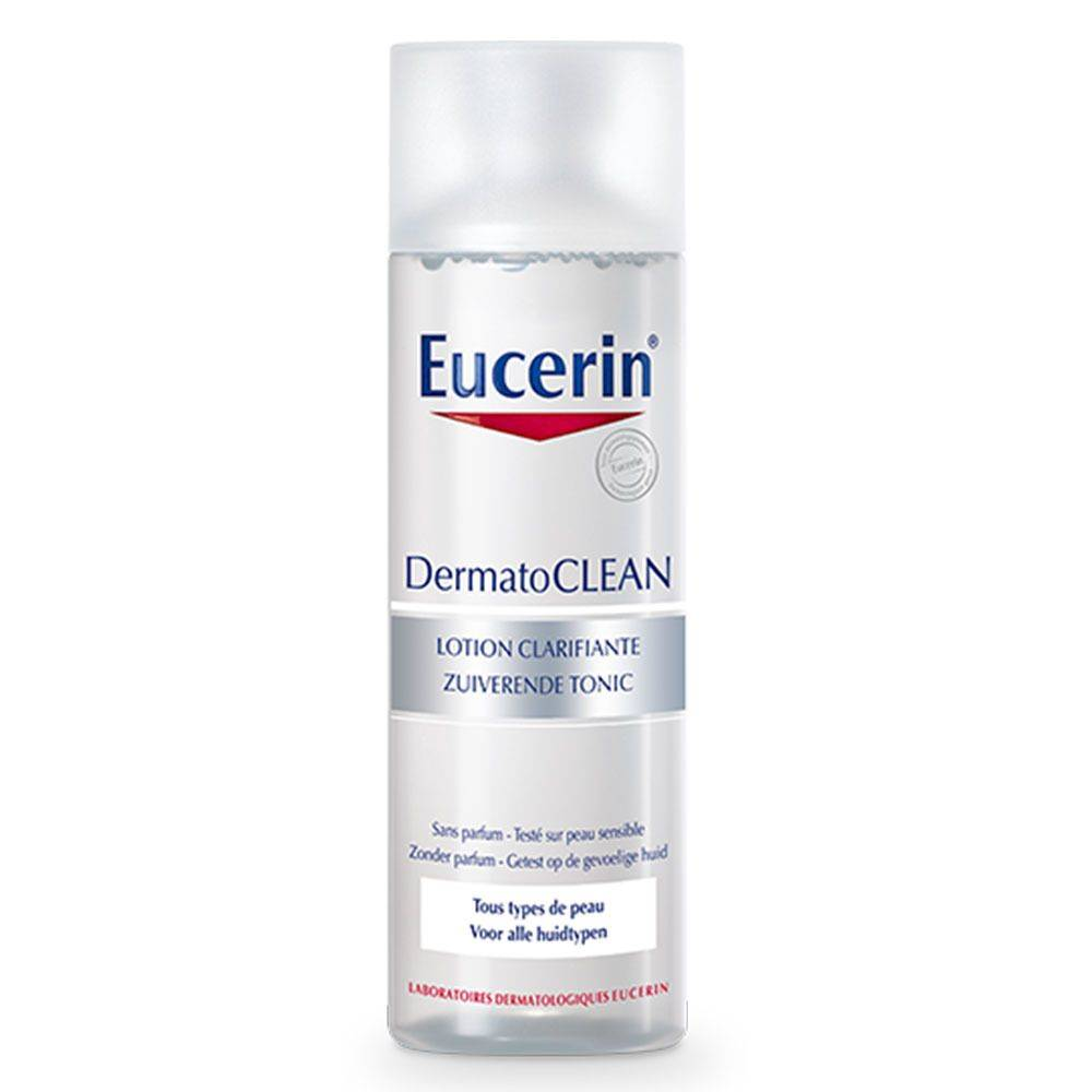 Eucerin® Eucerin DermatoCLEAN [HYALURON] Lotion Tonique ml lotion(s)